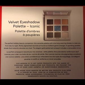 beautycounter Makeup - Velvet Eyeshadow Palette
